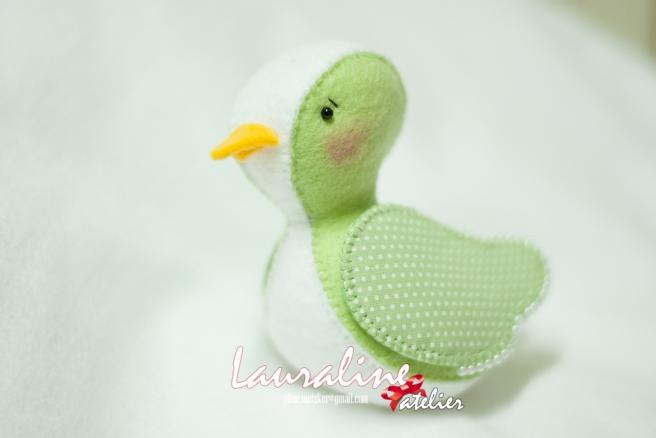 passarinho verde